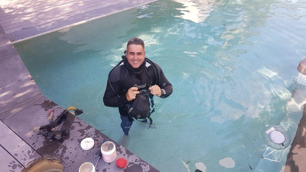 LEAKwise Leak Detection and Repair in Pool